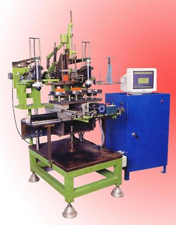Brush Making Machine